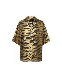 DSquared² Shirt in het Brown voor heren