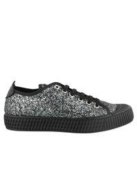 Car Shoe Sneakers in het Gray