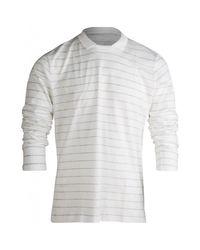 Eleventy T-shirt 979ts0065 Tsh25009 in het Gray voor heren