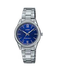 G-Shock Watch Ur Mtp-v005d-2b1 in het Blue voor heren