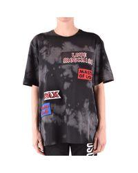 Love Moschino Short Sleeves Tshirt in het Black