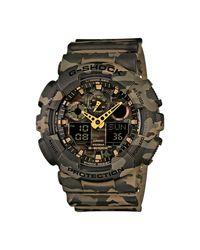G-Shock Watch in het Green voor heren