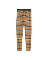 Burberry Trousers in het Natural