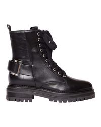 Sergio Rossi Boots in het Black