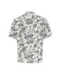 Laneus Shirt in het Gray voor heren