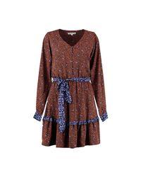 Harper & Yve Jurk Dress in het Brown
