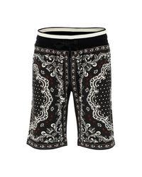 Dolce & Gabbana Shorts in het Black voor heren
