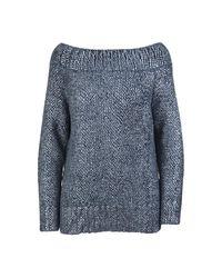 Ermanno Scervino Sweater in het Gray
