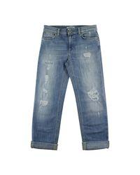 Dondup Jeans in het Blue