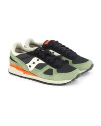 Sneakers Negro Saucony de hombre de color Black