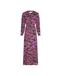 FABIENNE CHAPOT Clt-70-drs-aw20 Liselotte Dress in het Pink