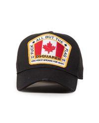 Cappello Baseball Canada Flag Jimmy Choo pour homme en coloris Black