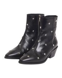 Zadig & Voltaire Boots in het Black