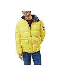Pepe Jeans Yellow Chaqueta