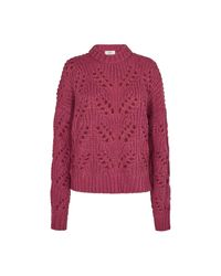 Minimum 2 Pack. Mialla Jumper in het Pink