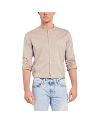 GAUDI Shirt in het Natural voor heren