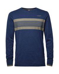 G-Star RAW T-shirt in het Blue voor heren