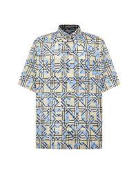 Burberry Shirt in het Blue voor heren