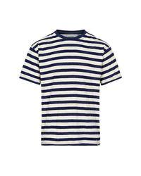 Anerkjendt T-shirt 9220305 Akkikki in het Blue voor heren