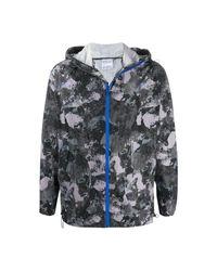 Marcelo Burlon Jackets in het Gray voor heren