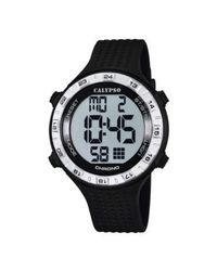 Calypso St. Barth Watch Ur - K5663_1 in het Black voor heren