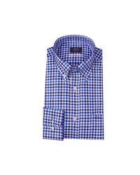 Paul & Shark Shirt in het Blue voor heren