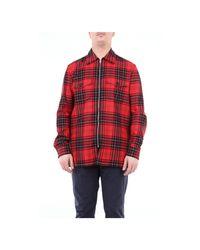 Gucci 538800zaauo Casual Overhemd in het Red voor heren