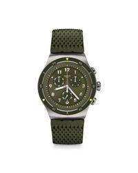 Swatch Ur - Yos461 in het Green voor heren