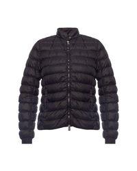 Woolrich Quilted Down Jacket in het Black