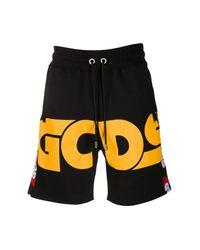Shorts Gcds pour homme en coloris Black
