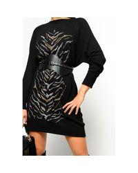Dress 1B14X3Y6N8 / Z99 Negro Pinko de color Black