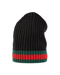 Gucci Hats in het Black voor heren