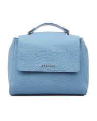 Orciani Handbag B01999 Sof 11 in het Blue