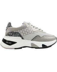 Liu Jo Shoe Ba1037 Tx007 00054 in het Gray
