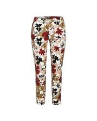 Cambio 8703-0374 21 Rafferty Pantalon in het Natural