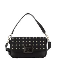 Guess Brightside Baguette With Studs in het Black