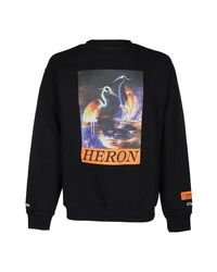 Sweaters Heron Preston pour homme en coloris Black
