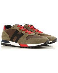 Hogan Shoes in Brown für Herren