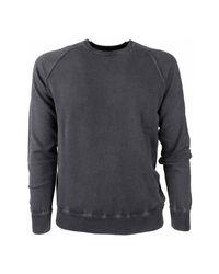 Drumohr Sweater in het Gray voor heren