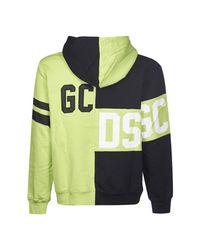 Sweater Verde Gcds de hombre de color Green