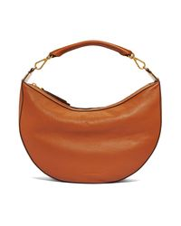 Coccinelle Anais Shoulder Bag in het Brown