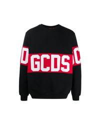 Gcds Sweatshirt in het Black voor heren