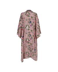 Kimono Rosa Anjuna de color Pink