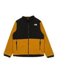The North Face Denali Fleece Jack 2 Jacket in het Orange voor heren