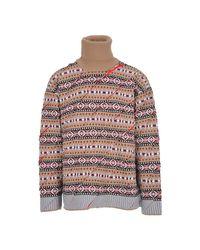 Y. Project Knitwear Mpull38y04 in het Brown voor heren