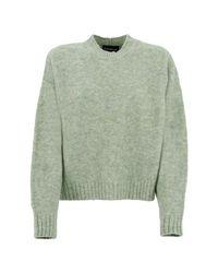 Sportmax Sweater in het Green