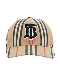 Burberry Hat in het Natural voor heren