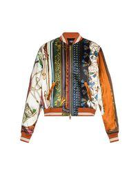 Amiri Jacket in het Orange voor heren