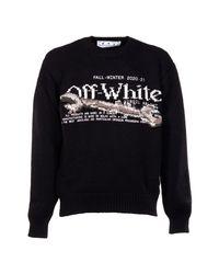 Karl Lagerfeld Sweater in het Black voor heren