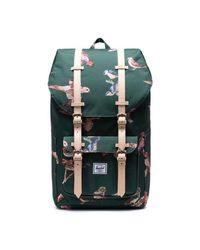 Herschel Supply Co. Backpack Little America Backpack in het Green